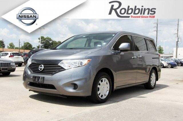 2015 Nissan Quest S Houston TX