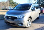 2015 Nissan Quest SV - w/ BACK UP CAMERA & LEATHER SEATS