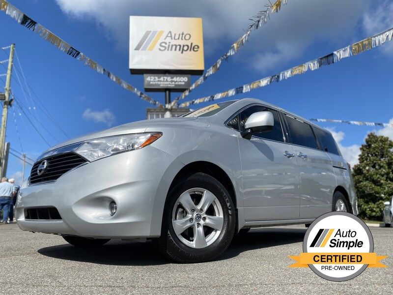 2015 Nissan Quest SV Chattanooga TN