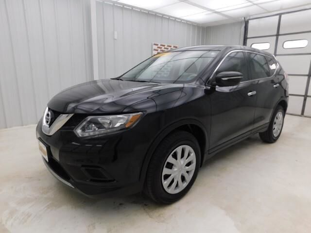 2015 Nissan Rogue AWD 4dr SL Manhattan KS