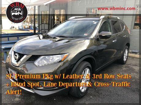 2015 Nissan Rogue AWD SL Arlington VA