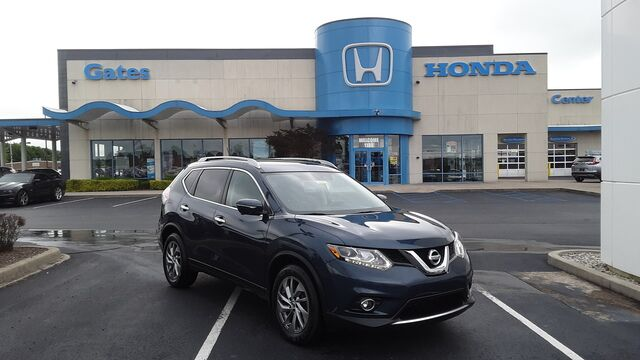 2015 Nissan Rogue FWD 4dr SL Lexington KY