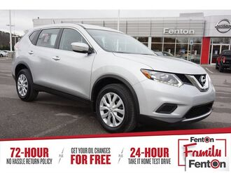 2015_Nissan_Rogue_S_ Knoxville TN