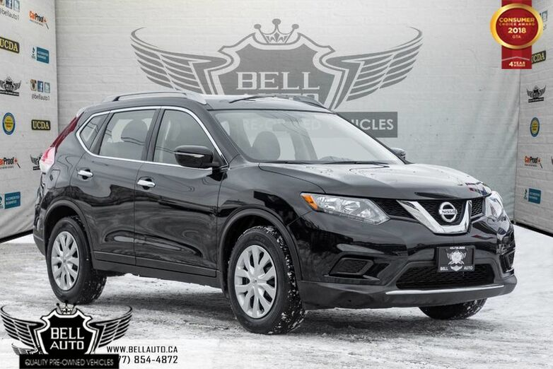 2015 Nissan Rogue S, BACK-UP CAM, BLUETOOTH, VOICE COMMAND Toronto ON