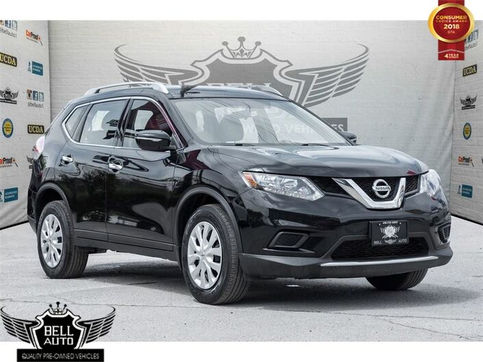 2015 Nissan Rogue S BACK-UP CAMERA BLUETOOTH AWD ALLOY WHEELS Toronto ON