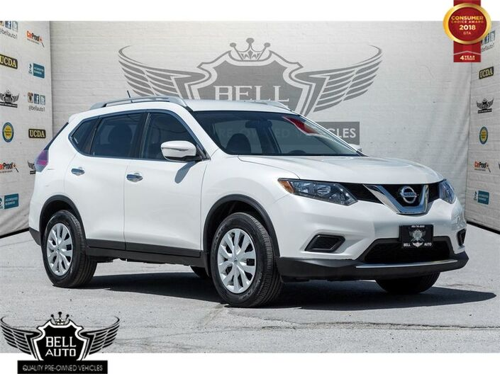 2015 Nissan Rogue S BACK-UP CAMERA BLUETOOTH SATELLITE RADIO AWD Toronto ON