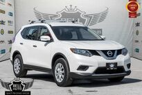 Nissan Rogue S BACKUP CAMERA BLUETOOTH SATELLITE RADIO ALLOY WHEELS 2015