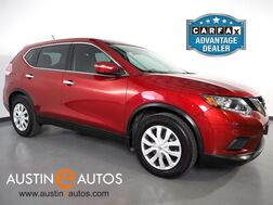 2015_Nissan_Rogue S_*BACKUP-CAMERA, CRUISE CONTROL, STEERING WHEEL CONTROLS, REMOTE KEYLESS ENTRY, USB INPUT, BLUETOOTH PHONE & STREAMING AUDIO_ Round Rock TX