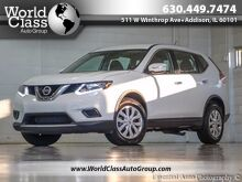 2015_Nissan_Rogue_S BACKUP CAMERA ONE OWNER_ Chicago IL