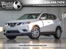 Nissan Rogue S BACKUP CAMERA ONE OWNER 2015