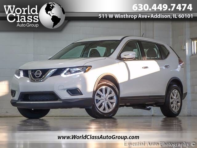 2015 Nissan Rogue S BACKUP CAMERA ONE OWNER Chicago IL
