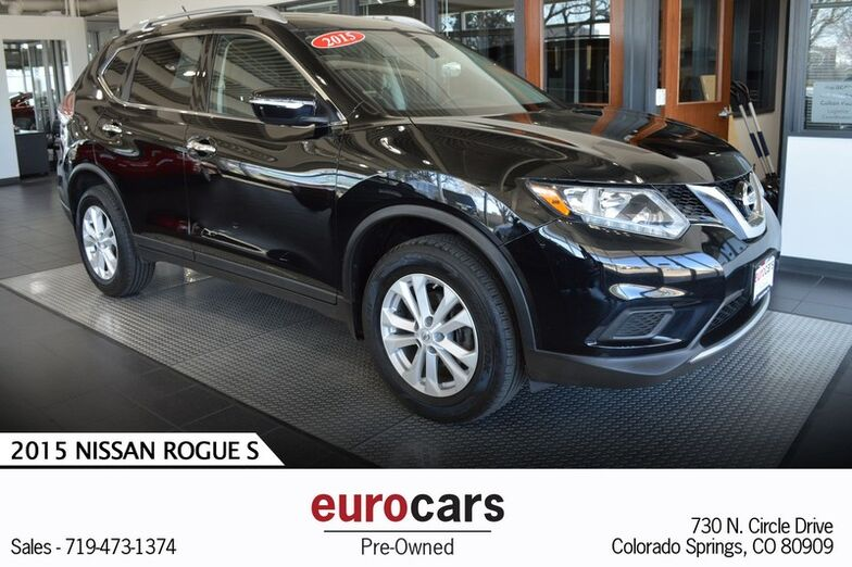 2015 Nissan Rogue S Colorado Springs CO