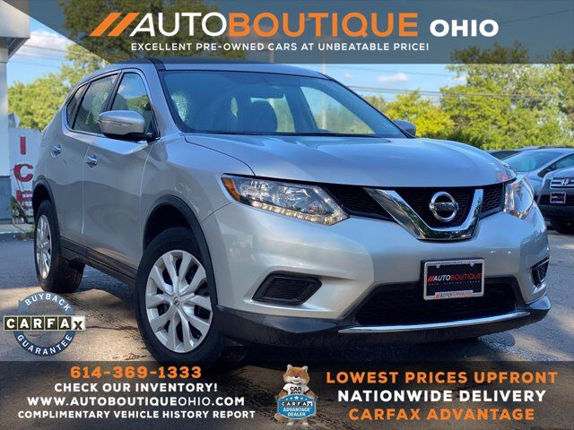 2015 Nissan Rogue S Columbus OH