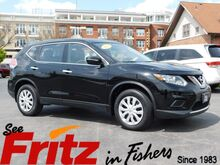 2015_Nissan_Rogue_S_ Fishers IN