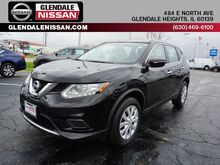 2015_Nissan_Rogue_S_ Glendale Heights IL