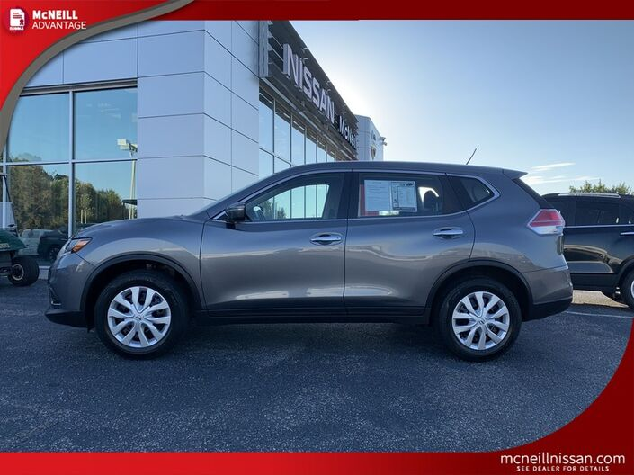 2015 Nissan Rogue S High Point NC