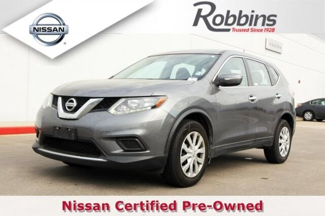 2015 Nissan Rogue S Houston TX