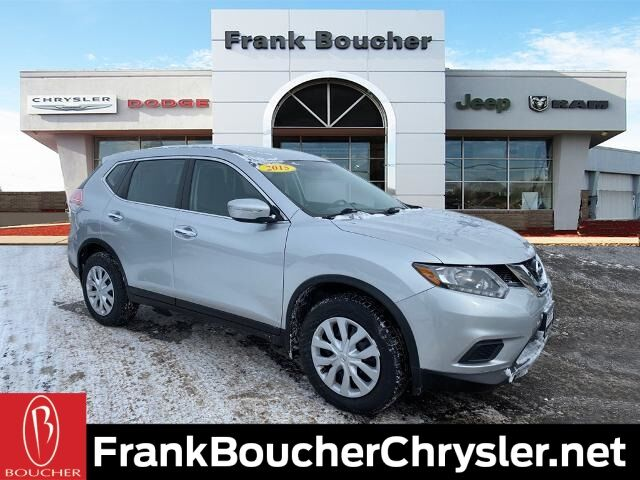 2015 Nissan Rogue S Janesville WI