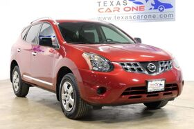 2015_Nissan_Rogue_S SELECT AUTOMATIC REAR CAMERA WITH REAR PARKING AID BLUETOOTH AUX INPUT_ Carrollton TX