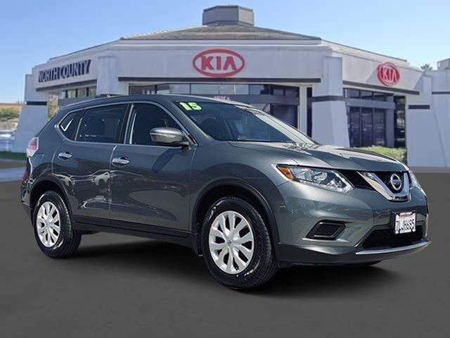 2015 Nissan Rogue S San Diego County CA