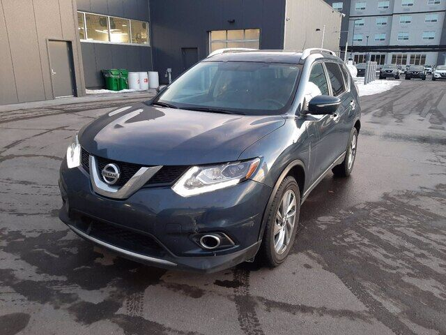 2015 Nissan Rogue SL | LEATHER | NAV + 360 CAM | *GREAT DEAL* Calgary AB