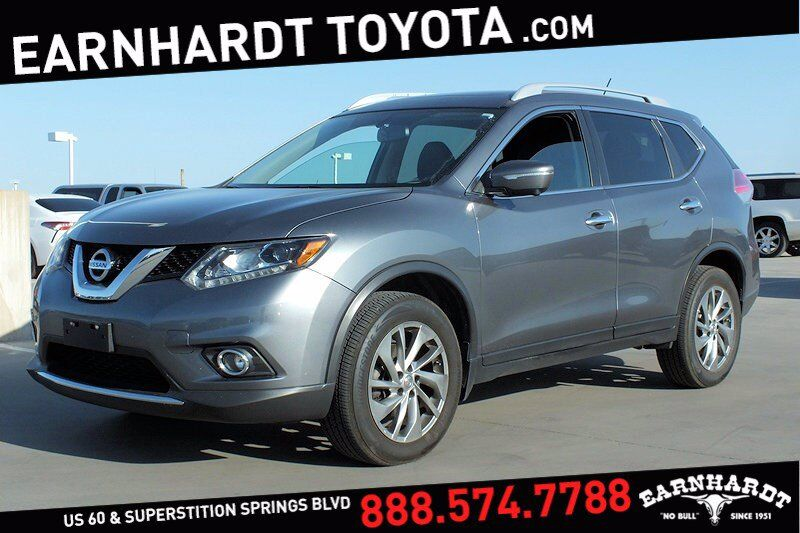 2015 Nissan Rogue SL AWD *HEATED SEATS* Mesa AZ