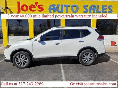 2015_Nissan_Rogue_SL AWD_ Indianapolis IN