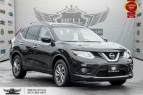 Nissan Rogue SL, AWD, NAVI, 360 CAM, PANO ROOF, LEATHER, PUSH START 2015