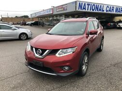 2015_Nissan_Rogue_SL_ Cleveland OH