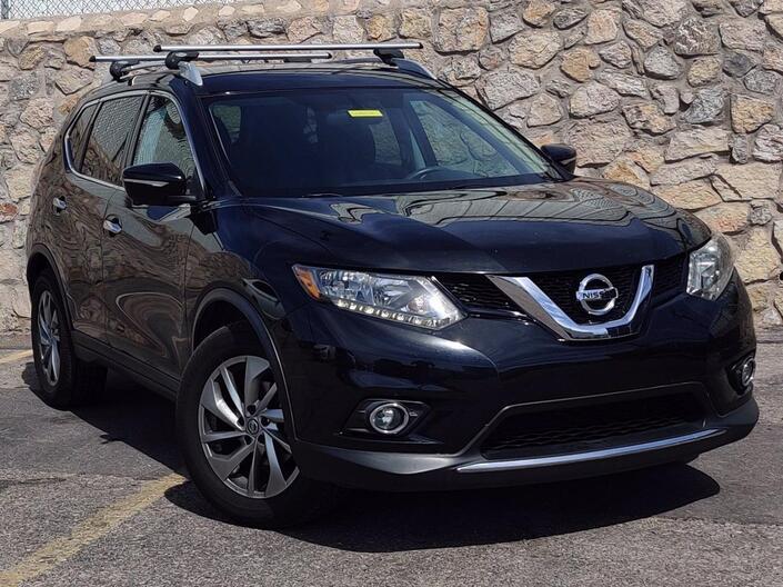 2015 Nissan Rogue SL El Paso TX