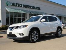 2015_Nissan_Rogue_SL FWD NAV, SUNROOF, LANE DEPART, HTD SEATS, BACKUP CAM, BLUETOOTH, PWR LIFT, AUX INPUT, PUSH BUTTON_ Plano TX