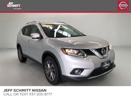 2015_Nissan_Rogue_SL_ Dayton area OH