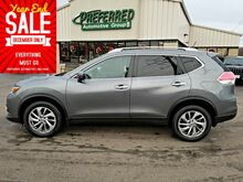 2015_Nissan_Rogue_SL_ Fort Wayne Auburn and Kendallville IN