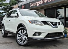 2015_Nissan_Rogue_SL_ Georgetown KY