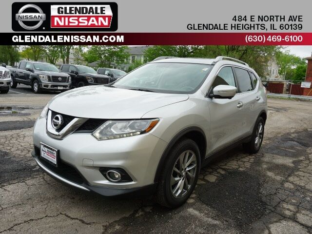 2015 Nissan Rogue SL Glendale Heights IL
