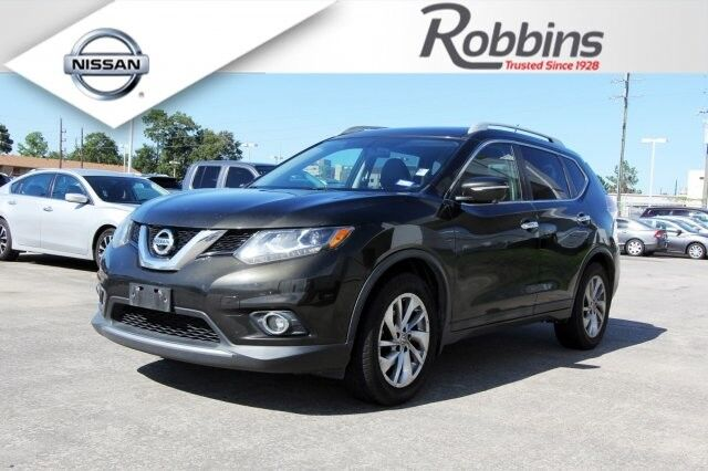 2015 Nissan Rogue SL Houston TX