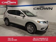 2015_Nissan_Rogue_SL *Leather/ 360 Degree Camera/ Navigation*_ Winnipeg MB