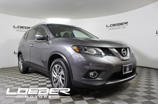 2015 Nissan Rogue SL Lincolnwood IL