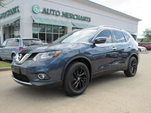 2015_Nissan_Rogue_SL, MSRP $31,795 , Navigation System,  Panoramic Roof, Back-Up Camera, Bluetooth_ Plano TX