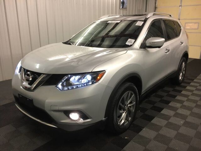 2015 Nissan Rogue SL Watch Video Below! Georgetown KY