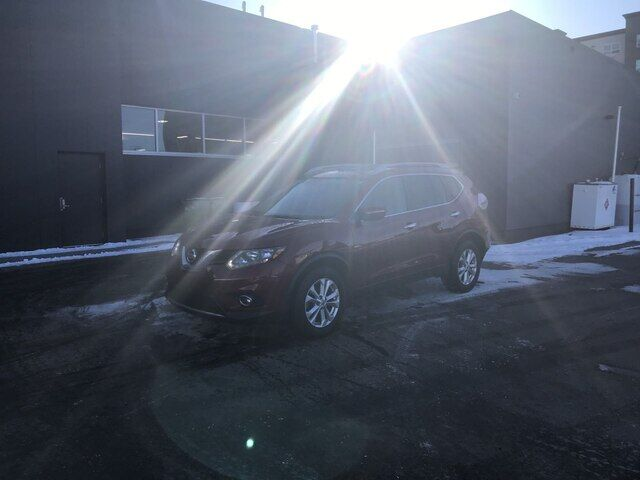 2015 Nissan Rogue SV + SUNROOF | HTD SEATS | *LOW KM* Calgary AB