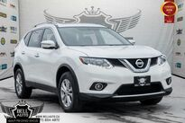 Nissan Rogue SV ALL WHEEL DRIVE BLUETOOTH PANOROOF BACKUP CAMERA 2015