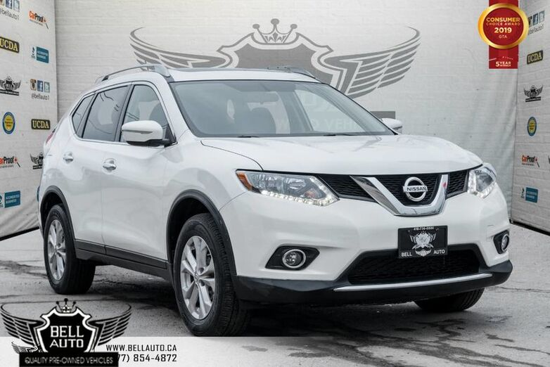 2015 Nissan Rogue SV ALL WHEEL DRIVE BLUETOOTH PANOROOF BACKUP CAMERA Toronto ON