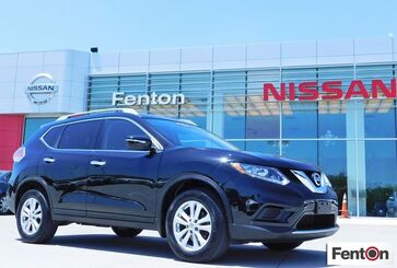 2015_Nissan_Rogue_SV AWD - NISSAN CERTIFIED - SUNROOF - LOCAL TRADE_ Ardmore OK