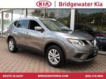 2015 Nissan Rogue SV AWD, Intelligent Keyless Entry, Push Button Start, Rear-View Camera, iPod Interface, Bluetooth Streaming Audio, EZ-Flex Seating, Folding Rear Seats, 17-Inch Alloy Wheels,