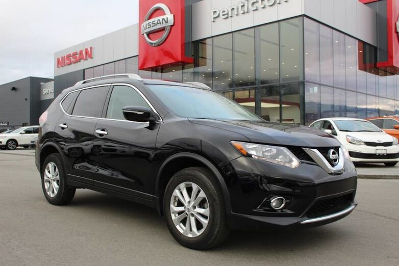 2015 Nissan Rogue SV AWD Sunroof Package Penticton BC