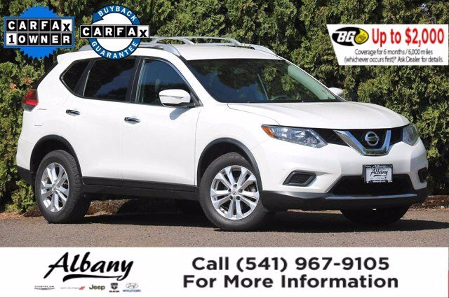 2015 Nissan Rogue SV Albany OR