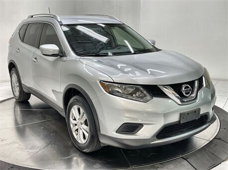 2015_Nissan_Rogue_SV BACK-UP CAMERA,KEY-GO,17IN WHLS_ Plano TX
