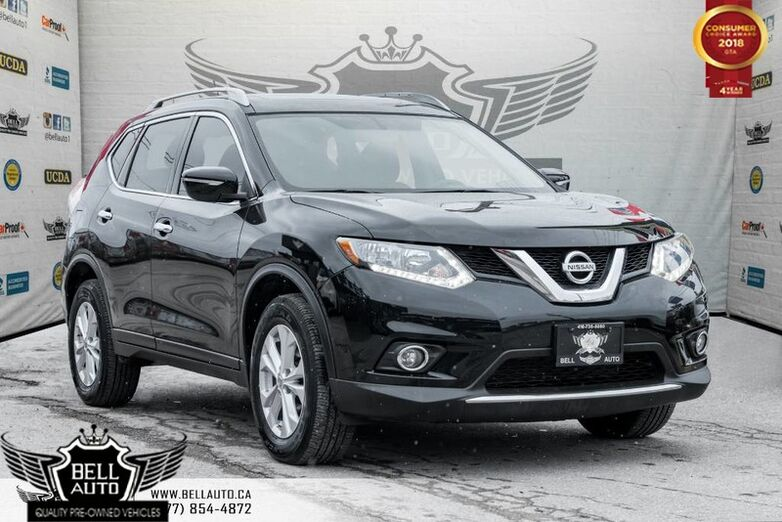 2015 Nissan Rogue SV BLUETOOTH , BACKUP CAM, HEATED SEAT, SUNROOF Toronto ON