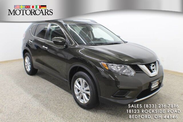 2015 Nissan Rogue SV Bedford OH
